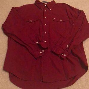 Chaps Shirts - 4️⃣ XL Men's Shirt Bundle